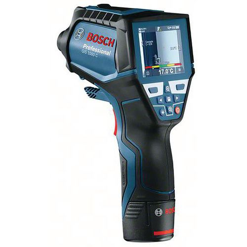 Détecteur thermique GIS 1000 C L-Boxx