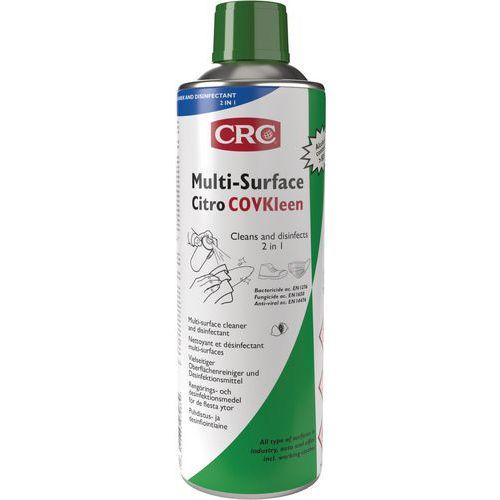 Nettoyant et désinfectant multisurfaces Citro Covkleen - CRC
