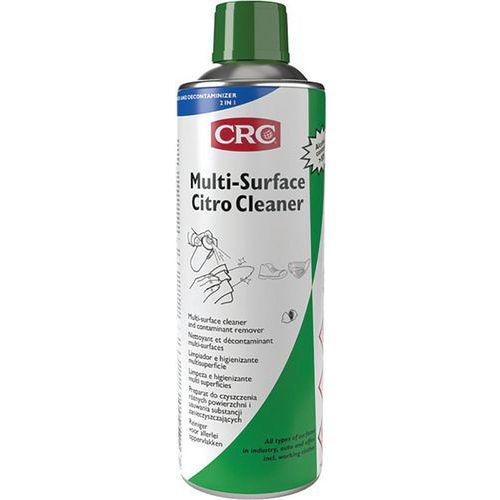 Nettoyant et décontaminant 2 en 1 multi-surfaces Citro Cleaner - CRC