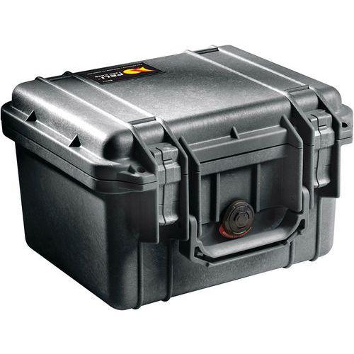 Valise de protection étanche noire Peli Case 1300