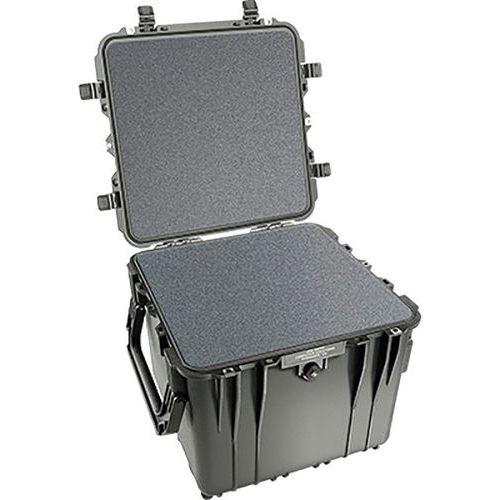 Valise de protection étanche noire Peli Case 0350