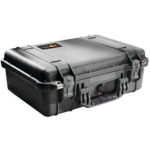 Valise de protection étanche noire Peli Case 1500