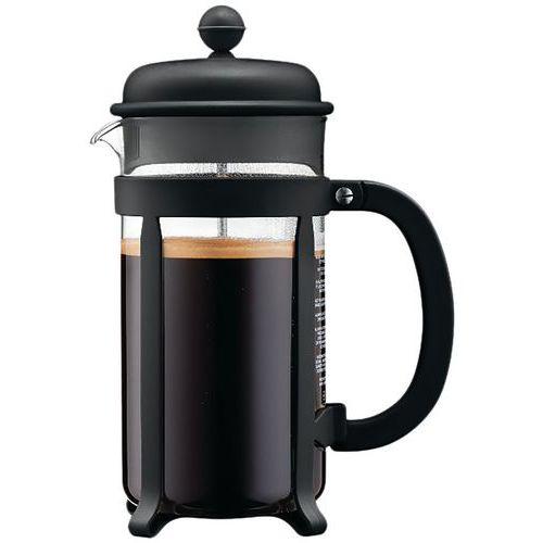 Cafetière à piston 8 tasses Noire - Java - Bodum