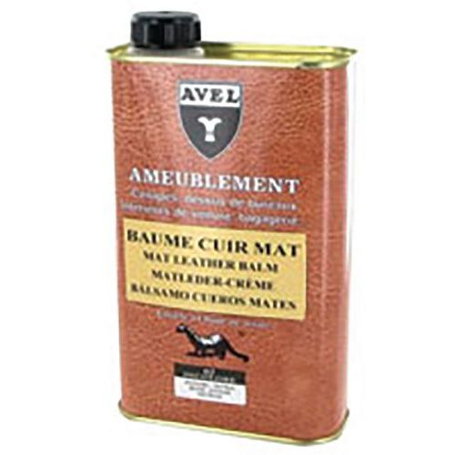 Baume liquide incolore spécial cuir - Avel