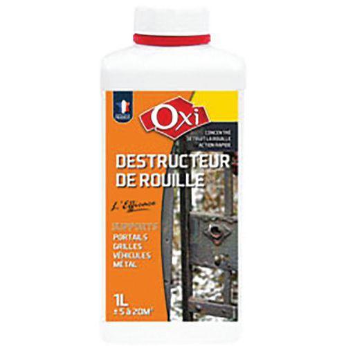Destructeur de rouille - Oxi