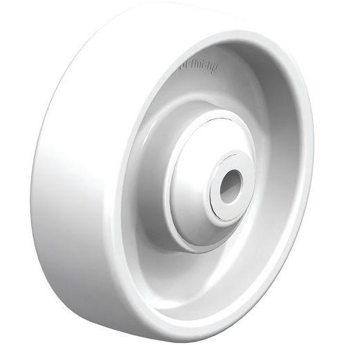 Roue bandage polyamide PO - Charge 240 à 500kg