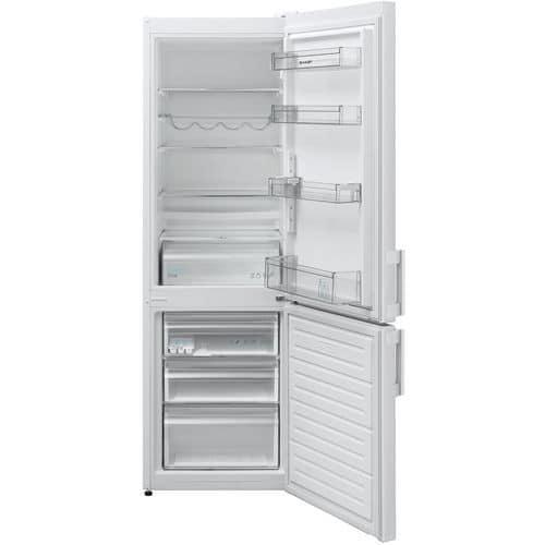 Réfrigérateur combiné 268l SJBB04NTXWF Sharp