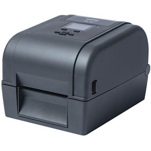 Imprimante d'étiquettes transfert thermique TD-4650TNWB - Brother