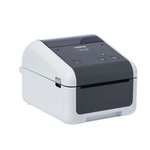 Imprimante d'étiquettes transfert thermique TD-4420DN - Brother