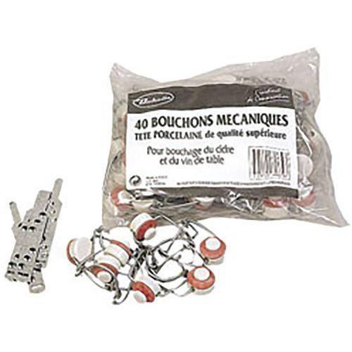 Bouchons mécaniques à fil tréfilé - Duhalle
