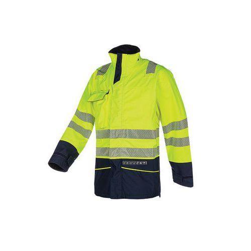 Parka étanche haute visibilité protection ARC Torvik Jaune - Sioen