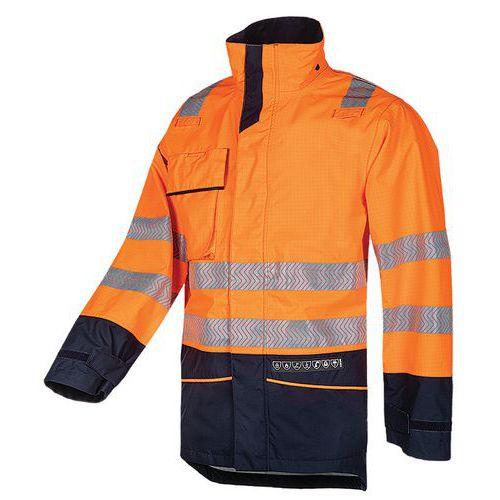 Parka étanche haute visibilité protection ARC Torvik Orange - Sioen
