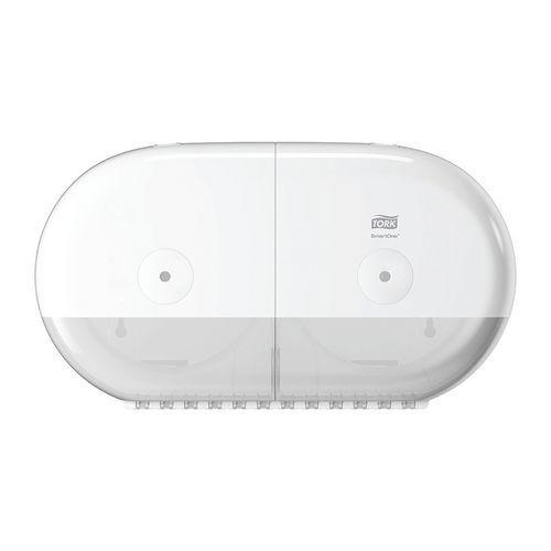 Distributeur double Tork T9 - Papier toilette Smartone