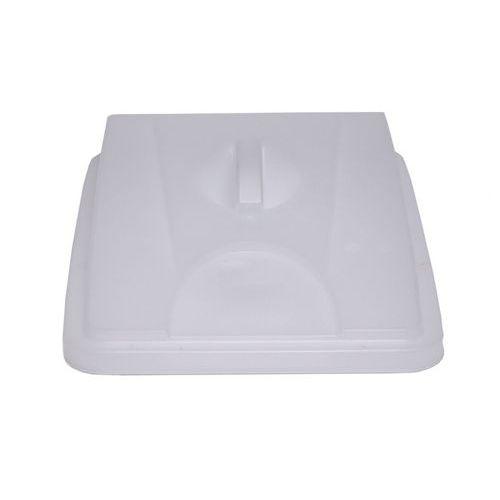 Couvercle plat avec poignée - Translucide - Probbax